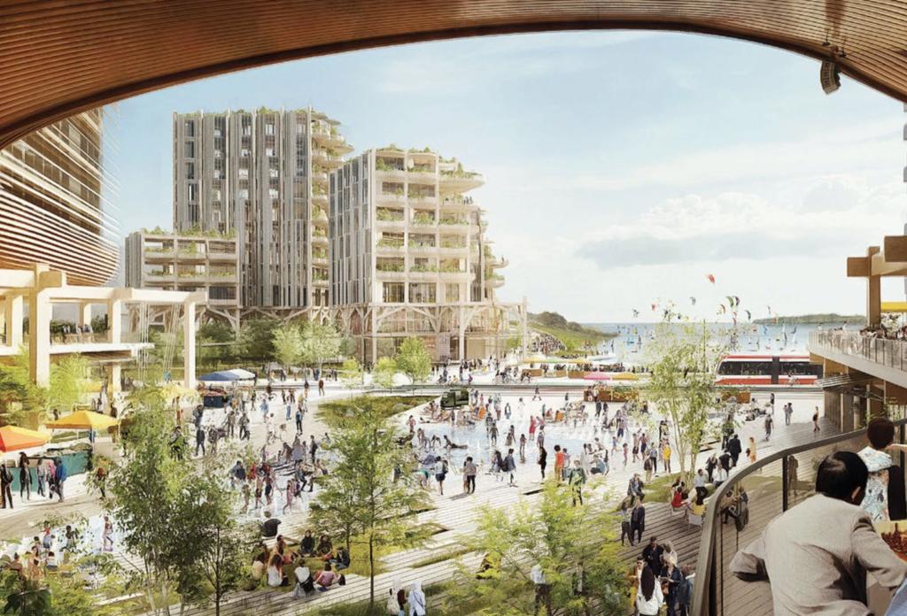 Funding Smart City by Sidewalk Labs